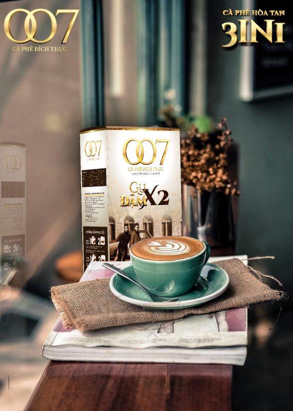 cà phê hòa tan thơm